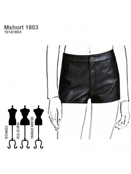 SHORT CLASICO MUJER 1803