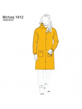 CHAQUETA IMPERMEABLE MUJER 1812