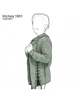 CHAQUETA POLAR NIÑO 1901