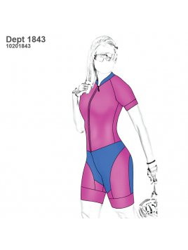 DEPORTE CATSUIT MUJER 1843
