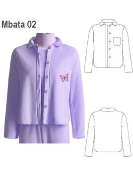 BATA MUJER MBata 0902