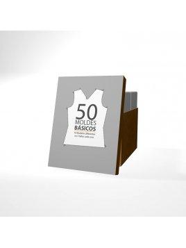 Caja Pack 50 Moldes Mas Vendidos