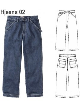JEANS CLASICO HOMBRE 0902