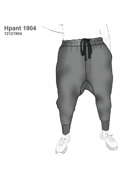 PANTALON HAREM HOMBRE 1904