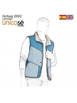 CHAQUETA CHALECO HOMBRE 2002