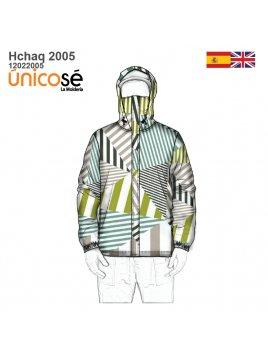 CHAQUETA CON TAPABOCA HOMBRE 2005