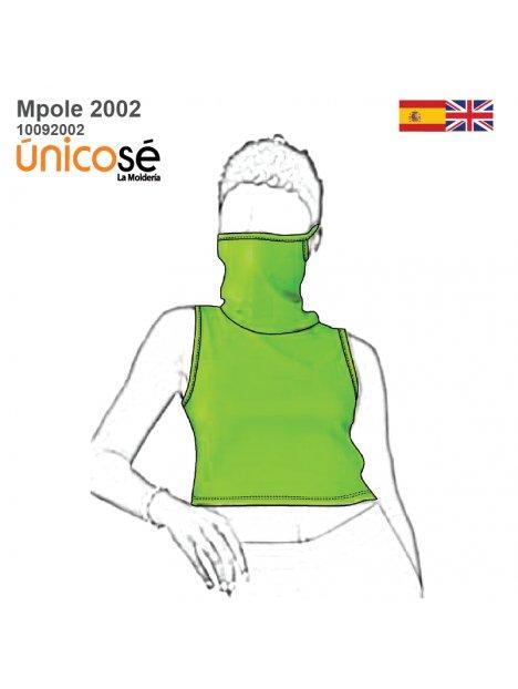 POLERA CON BARBIJO MUJER 2002