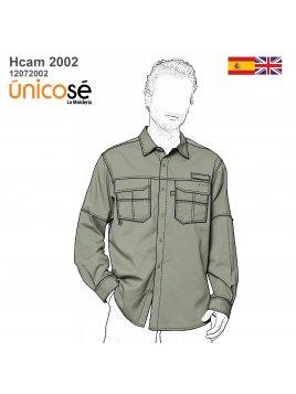CAMISA CARGO HOMBRE 2002