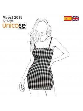 VESTIDO SOLERA MUJER 2018