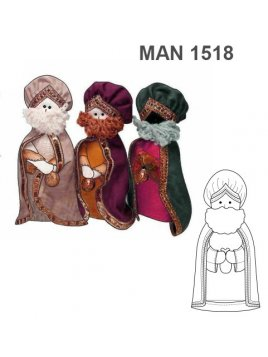 MANUALIDAD PESEBRE NAVIDAD 1518