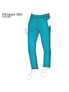 PANTALON TACTEL ESCOLAR 1801