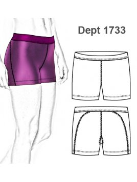 DEPORTE SHORT 1733