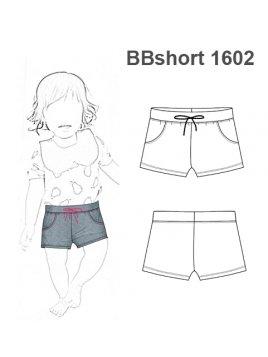 SHORT BEBE 1602