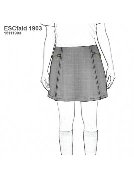 FALDA SHORT ESCOLAR 1903