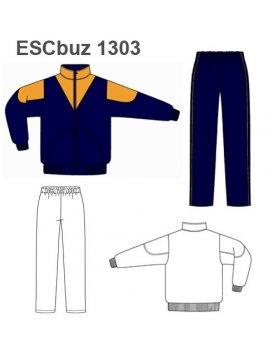 BUZO CORTES ESCOLAR 1303